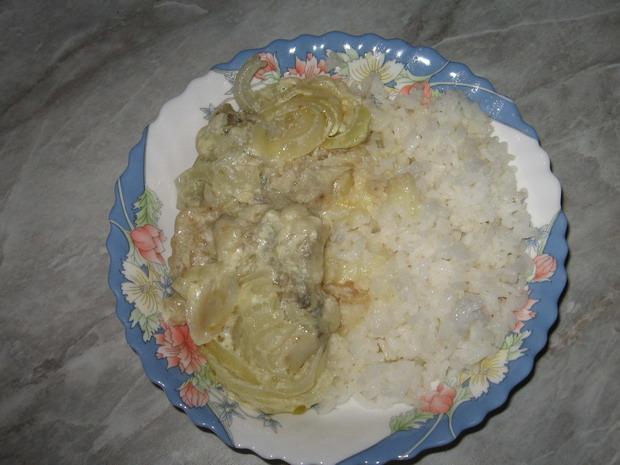 Рыба в молоке с луком рецепт пошагово 40